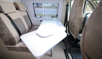 Camper Adria Twin Axess 600 SP full
