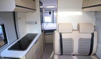 Camper Adria Twin Axess 600 SP full