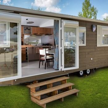 Casas m viles camping de profesional a profesional - Casas de moviles ...