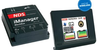 Controlador baterias NDS iManager