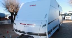 Caravana Dethleffs cgo 495 FR