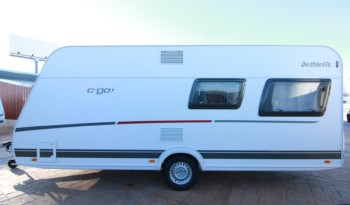 Caravana Dethleffs cgo 495 FR full