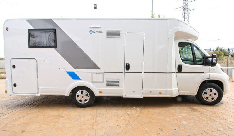 Autocaravana Sun Living S 75 SC full