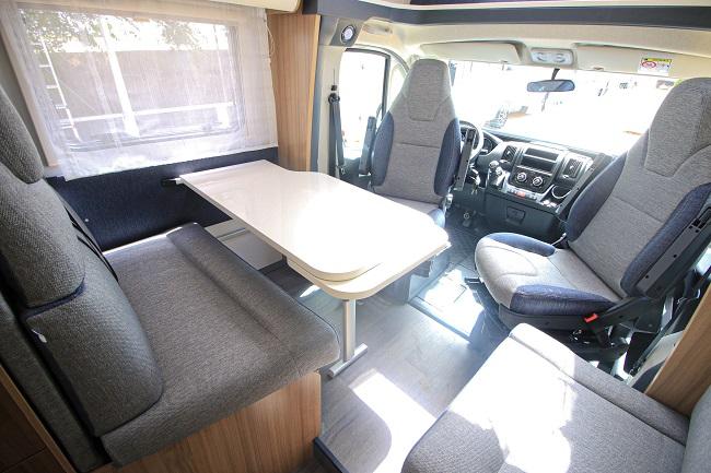 Autocaravana Sun Living S 70 SP full