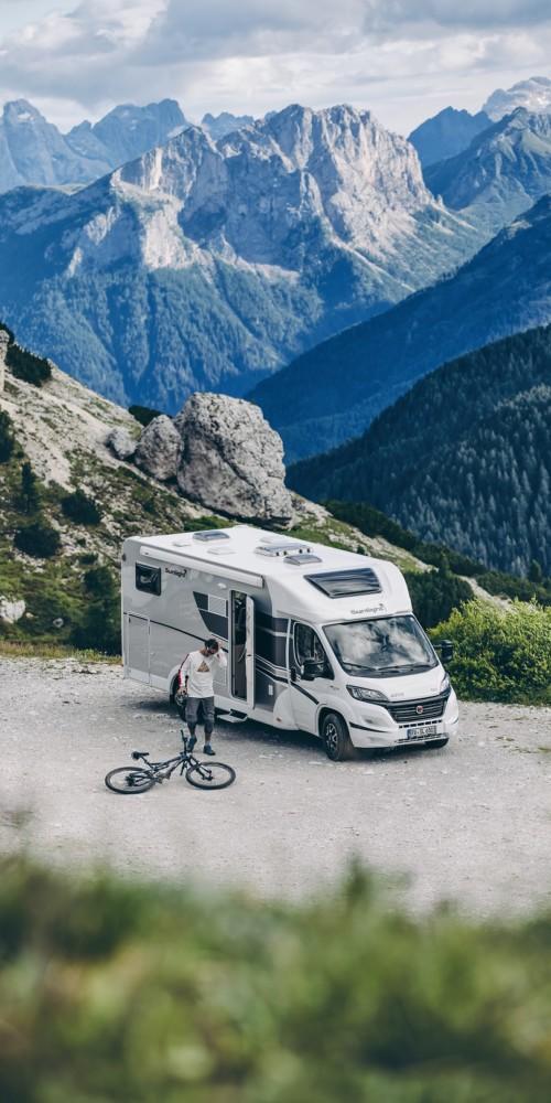 Autocaravanas y Campers Sunlight