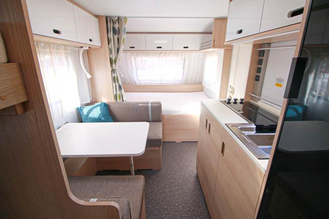 Adria Aviva 522 PT White full