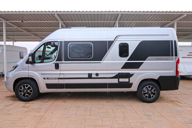 Camper Adria Twin Supreme 600 SPB full