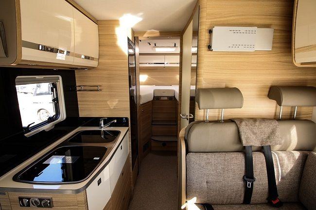 Dethleffs Globebus I6 full