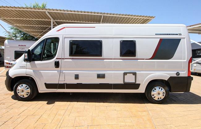 Camper Livingstone 5 full