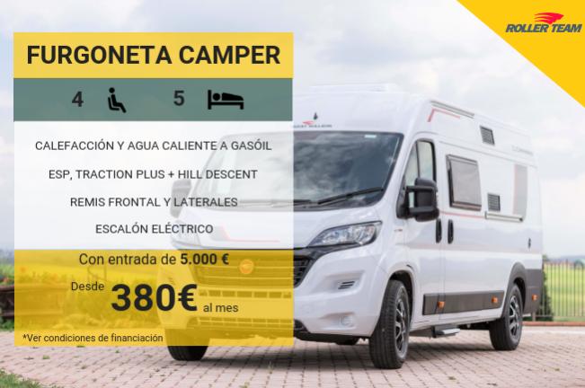 Venta De Autocaravanas Caravanas Y Campers Comprar Al Mejor Precio