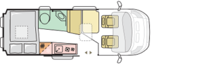 Camper Adria Twin Supreme 600 SPB
