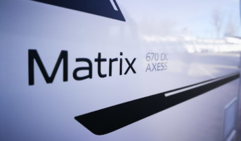 Adria Matrix Axess 670 DC full