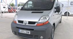 Renault Trafic segunda mano