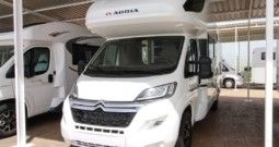 Adria Coral XL Axess 670SP