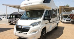 Adria Coral XL Axess 600 DP