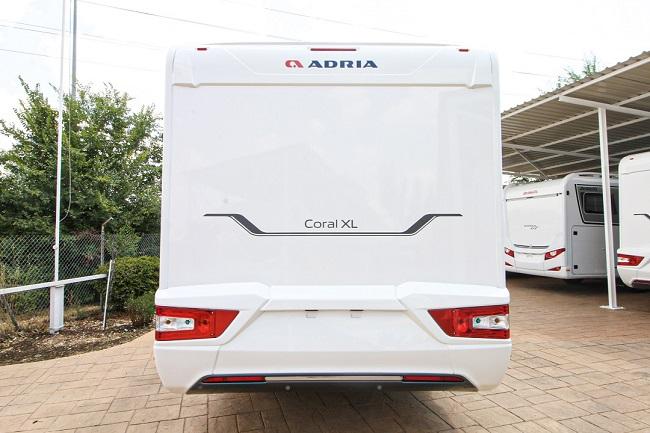 Adria Coral XL Axess 600 DP full
