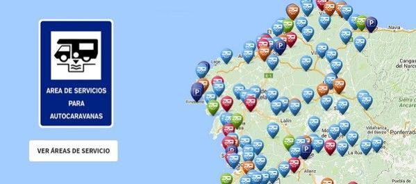 Galicia en autocaravana
