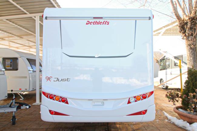 Dethleffs Just T 7052 EB full