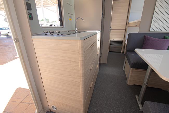 Adria Altea 552 PK full