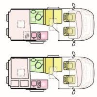 Adria Twin Axess 540 SP